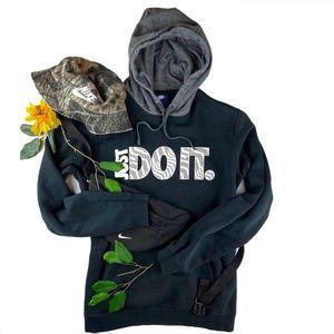 Nike Men's Fleece Pullover Hoodie JDI - Just Do It